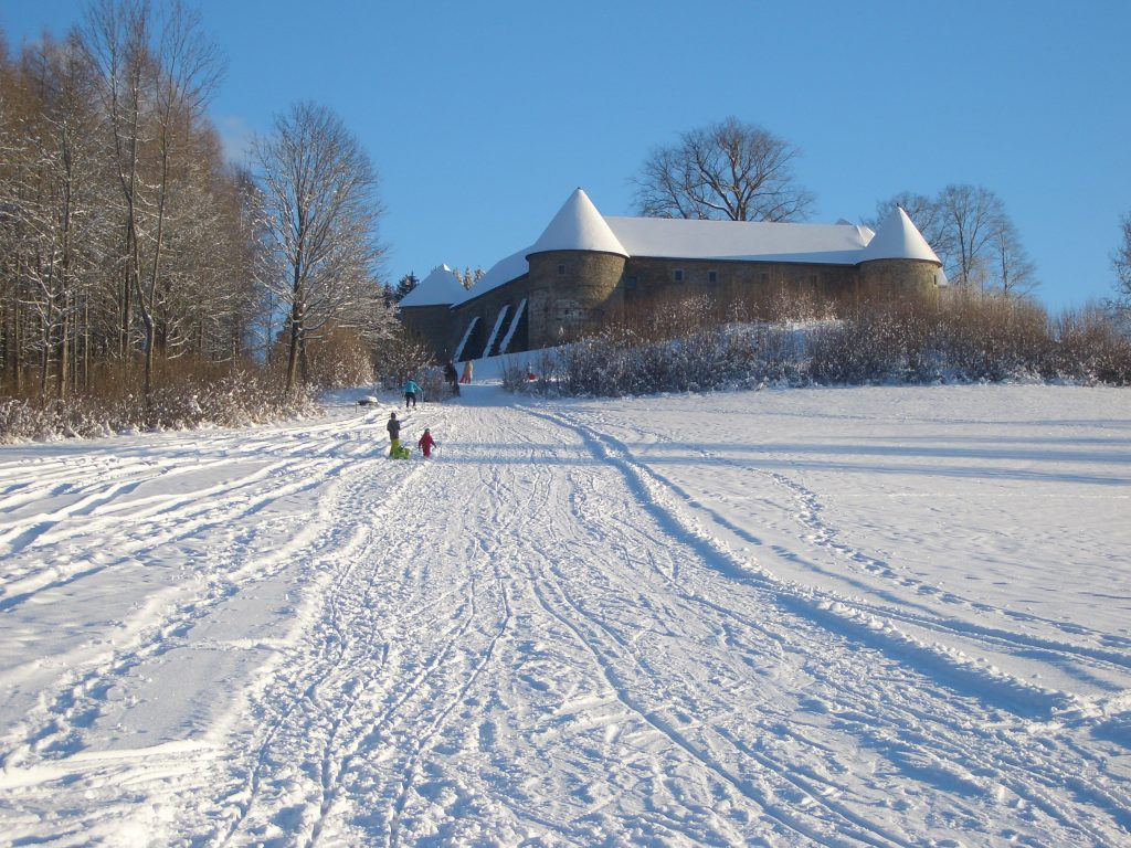 Piberstein im Winter