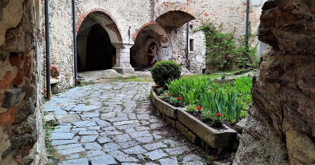 Mittelalterlicher Hof